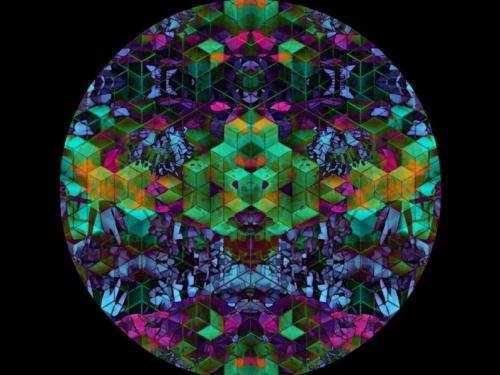 trippy bag, hula hoop, festival, sacred geometry, hoop bag, bassnectar, hula hoop spinning, festival gear, flow toys, moodhoops, led hoop