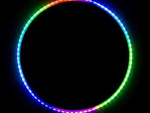 Smart Hoop, led hoop, future hoop