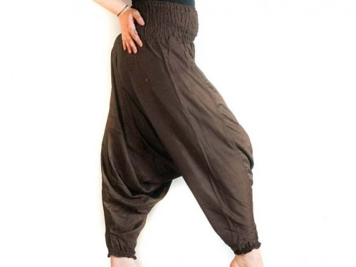 thai pants, thailand pants, aladdin pants, yoga pants, Hippie Pants, Hippie Pants Women, Womens Hippie Pants, Festival Pants, Festival Clothing, Boho Pants, Music Festival Clothes Cotton Pants, harem pants, flowy pants, buddha pants, buddhist pants, meditation pants, yoga pants, plain harem pants