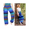 thai pants, thailand pants, aladdin pants, yoga pants, Hippie Pants, Hippie Pants Women, Womens Hippie Pants, Festival Pants, Festival Clothing, Boho Pants, Music Festival Clothes Cotton Pants, harem pants, flowy pants, buddha pants, buddhist pants, meditation pants, yoga pants, pattern harem pants