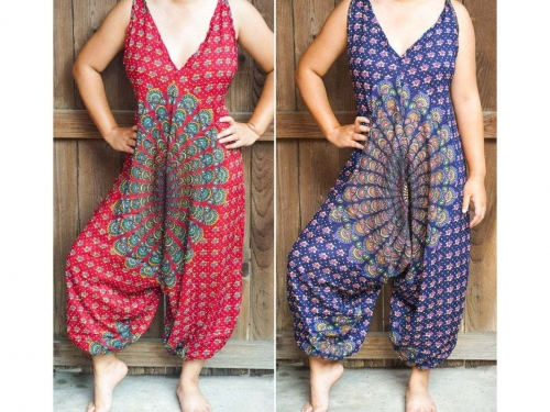 hippie dress, jumpsuit romper, Womens Jumpsuit, Boho Jumpsuit, Boho Clothing, Swimsuit Cover Up, Festival Clothing, Hippie Jumpsuit, Gypsy Jumpsuit