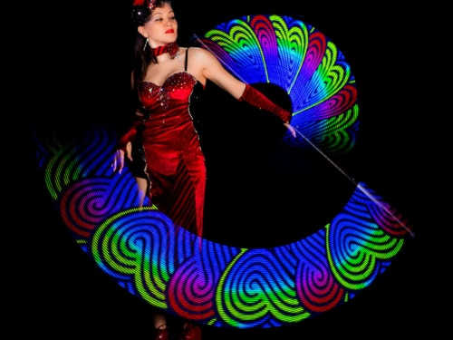 led staff, future staff, pixel staff, digital staff, image staff, professional led staff, led staff patterns, staff spinning patterns,